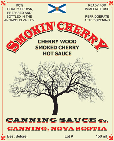 Smokin' Cherry - Cherry Wood Smoked Cherry Hot Sauce