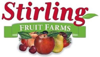 Stirling Fruit Farms, Wolfville, NS